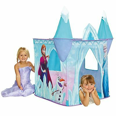 Disney Frozen Role Play Tent New Official Kids