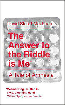 The Answer to the Riddle is Me, New, David Stuart MacLean Book