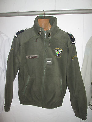 French Foreign Legion size  2 REP-set winter Polar Fleece -ADJ