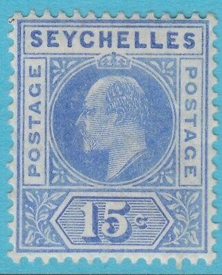 Seychelles 56   Mint  Hinged Og *  No Faults Extra Fine!