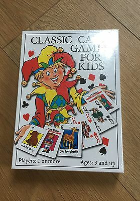 Classic Card Games For Kids New