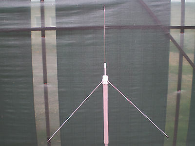 Antenna GP 1/4 AIRBAND 118-137 MHZ NOAA WEATHER SAT RX/TX SO239