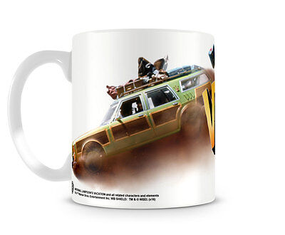 National Lampoon Vacation Station Wagon Griswold Kaffee Becher Coffee Mug Tasse
