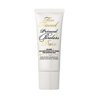 BNIB Too Faced Primed and Poreless Pure Oil Free Primer full size