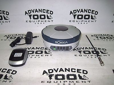 Sokkia GRX2 GNSS GPS Antenna  Receiver w/ UHF Cellular Bluetooth 226 Channels