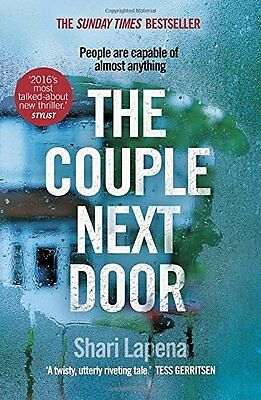 The Couple Next Door - Book by Shari Lapena ( Paperback)