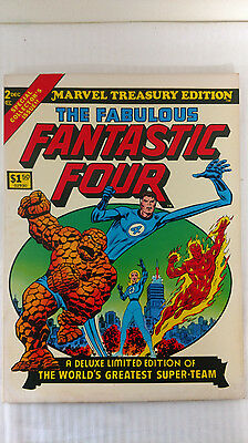 Marvel Treasury Special Fantastic Four #2