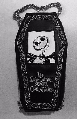 Nightmare Before Christmas Leather Jewellery Box