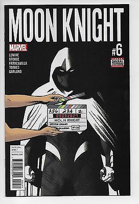 Moon Knight #6 - Main Cover (Marvel, 2016) - New/Unread (NM)