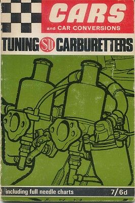 Tuning SU Carburetters Speed Sport Motorbooks 1968
