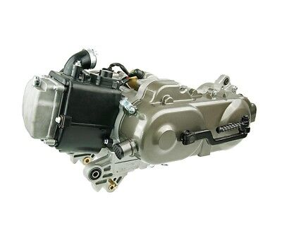 Engine complete 12 inch short wave drum brake (without SAS) - Rieju Paseo-50