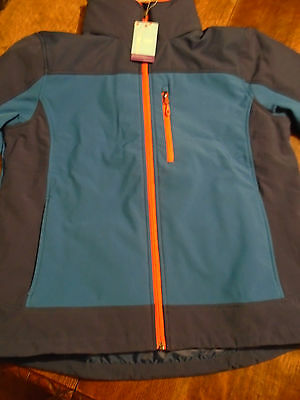 Mens Soft Shell Ski Jacket Large 42-44""