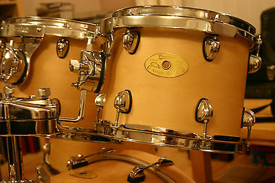 Premier Artist Maple Drum Kit in Excellent Condition