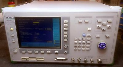 Anritsu MT8802A Service Monitor Tested with Spectrum Analyzer and GSM