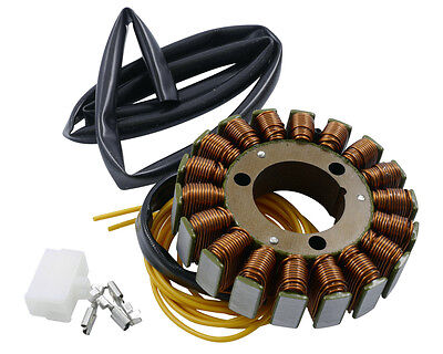 Alternator / stator for Honda CBR 400 RR NC29 1990-1998