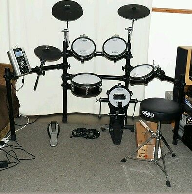Roland TD9 Electric drum kit