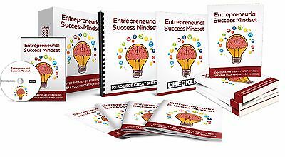 Entrepreneur Success Motivation Starting Your Own Home Business on CD