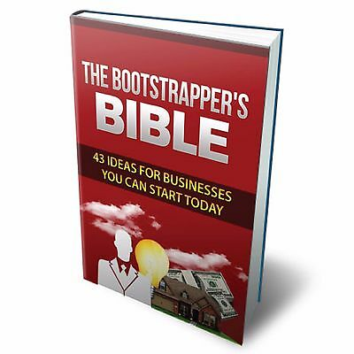 Home Based Business 43 Ideas For Businesses You Can Start Today on CD