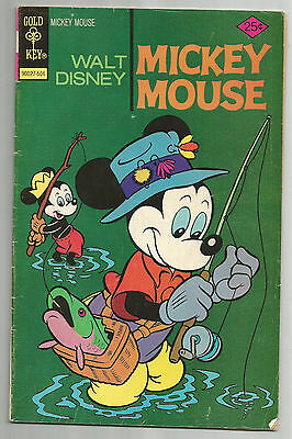 Mickey Mouse #156 (Jun 1975, Western Publishing)