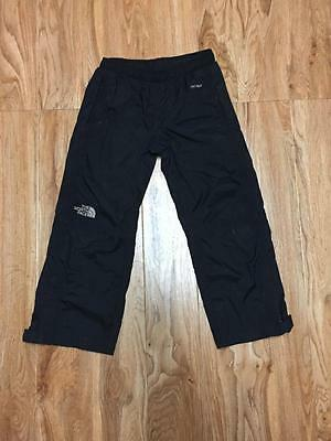 North Face Hyvent Waterproof Outdoor Hiking Rain Pants Youth Boys S