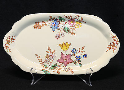 J & G Meakin Vintage Cotswold Serving Platter Dish Plate Tray FANTASTIC COND.