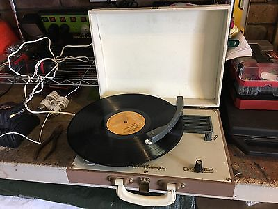 Record Player Portable