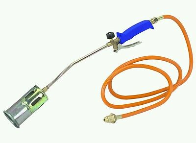 NEW  Propane Torch Wand Ice Snow Melter Weed Burner Roofing 91033
