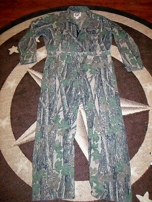 Gunfint Rebark Camoflage COVERALLS Size Xtra Large-Tall