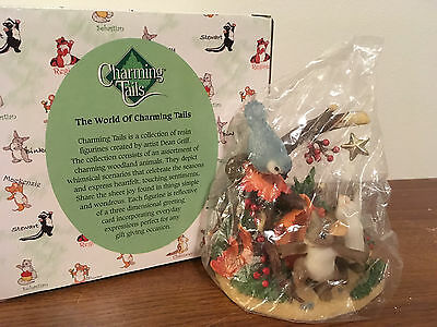 Charming Tails Together We'll Find Our Way Figurine 89/345 NIB