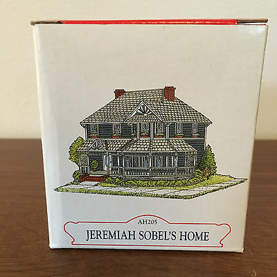 Liberty Falls Americana Collection Jeremiah Sobel's House AH205