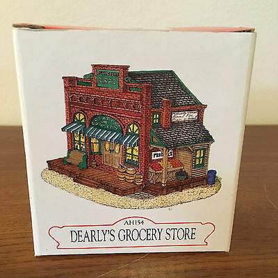 Liberty Falls Americana Collection Dearly's Grocery Store AH154
