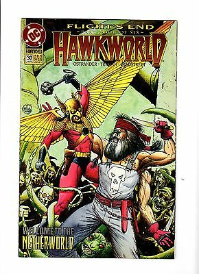 Hawkworld #30 (Dc Comics, Jan 1993)