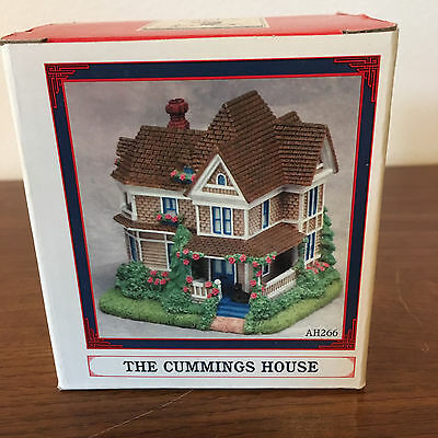Liberty Falls Americana Collection The Cummings House AH266