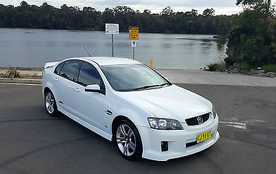 Holden Commodore Ve Ss 2008 Model Low Km's