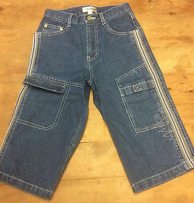 Boys blue denim jeans age 6 new without tags