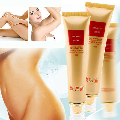 Pro AFY Permanent Hair Removal Cream for Boby Leg Pubic Armpit Depilatory Paste