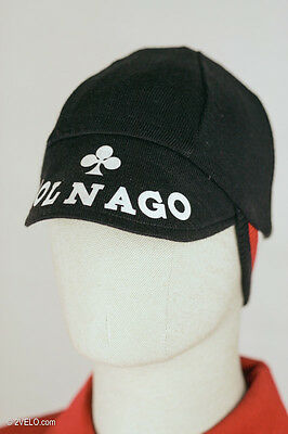 Vintage style merino wool CYCLING CAP Colnago