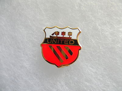 United Badge -  Small Shield - Manchester