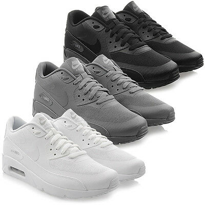 Neu Schuhe NIKE AIR MAX 90 ULTRA 2.0 ESSENTIAL Herren EXCLUSIVE Sneaker Freizeit