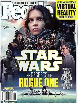 PEOPLE Magazine STAR WARS The Secrets of Rogue One