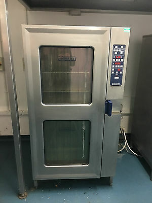 Hobart 20 grid combi steam oven electric £2000 plus vat 3 three phase
