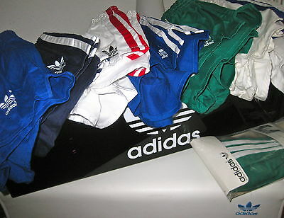 Sammlung Adidas 70s Vintage Shorts Collection D3 8x Baumwolle Cotton Gr. S Pants