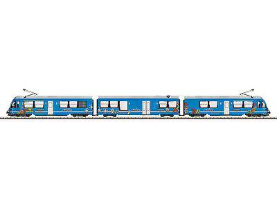 LGB 21225 G Scale Railcar Allegra RhB limited with sounds