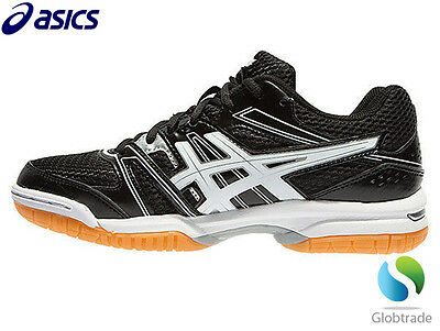 Asics Gel Rocket 7 B455N-9001 Women's For Volleyball Tennis & Other Hall Sports