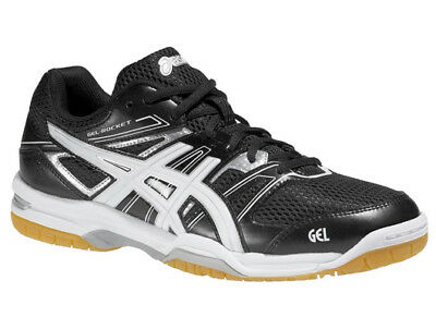 Asics Gel Rocket 7 B405N-9001 Men's For Volleyball Tennis & Other Hall Sports