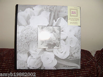 Our Wedding Bridal Album 4in x 6 in format NEW LAST ONE