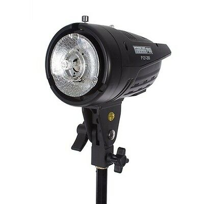 StudioPRO Professional Photography Studio 200W/s Monolight Strobe Flash Lamp