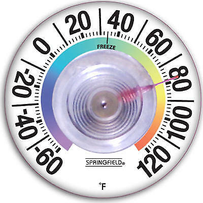 TAYLOR PRECISION PRODUCTS 3-1/2-Inch Suction Cup Thermometer
