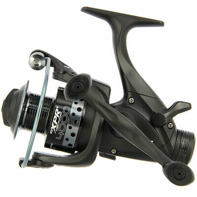 Ngt Dynamic 4000 Carp Fishing Deluxe Runner Reel 10Bb Twin Handle