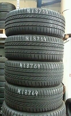 1X225/45 R18 91V GOODYEAR EFFICIENT GRIP RUN FLAT TREAD 7mm+